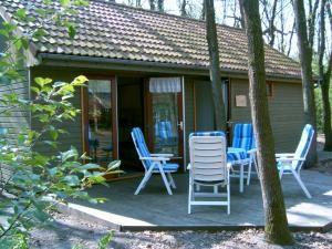 Vakantiehuisje de Boshut